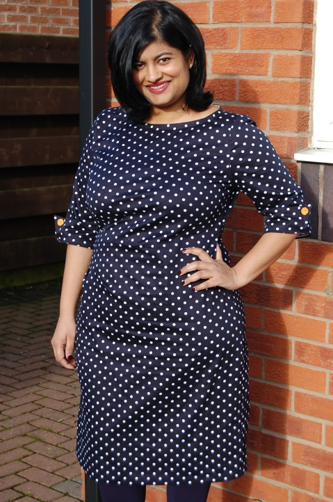 New Look 6000 Polka Dot Frock Fest!