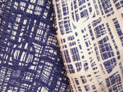 Tessuti Gridlock fabric
