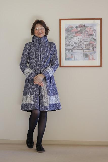 Sandra's Lekaloru coat