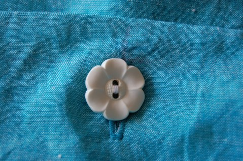 Simplicity 2215 close up of buttons