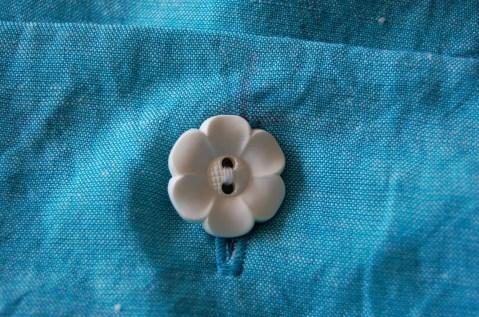 Simplicity 2215 close up of buttons