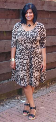 Kitschy Coo Lady Skater Dress