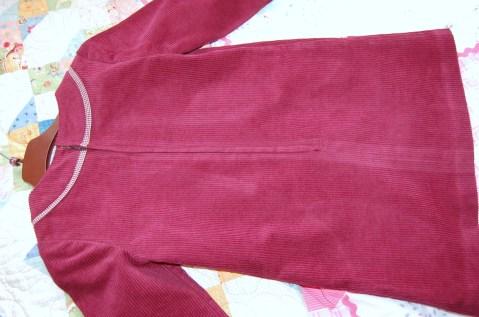 Simplicity 1787 lapped zip