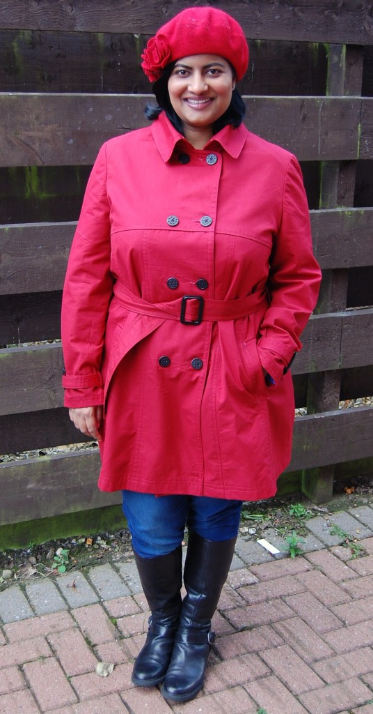 Vogue 8884 DIY trench