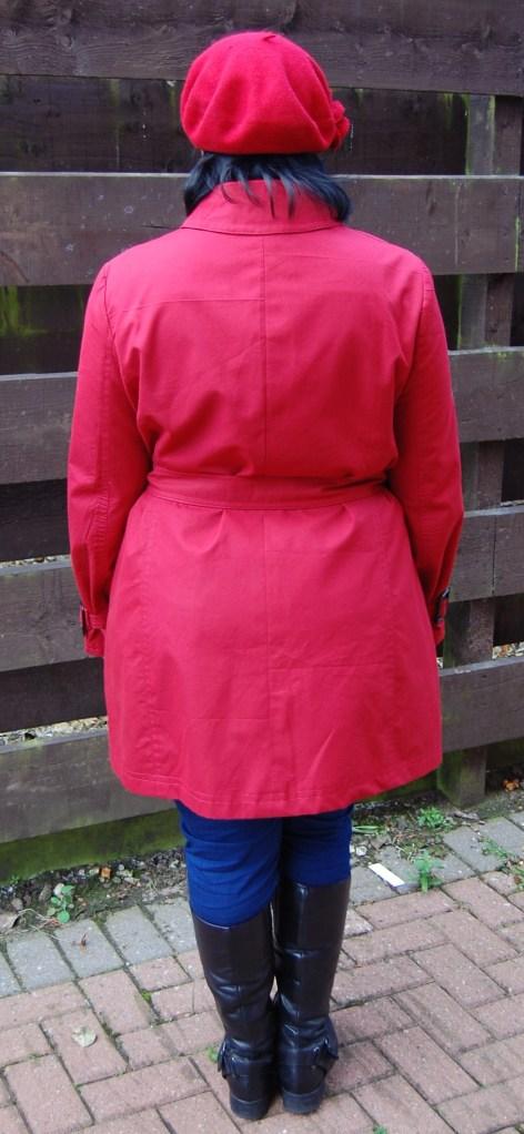 Vogue-8884-M Vogue Ladies Sewing Pattern 8884 Lined Coat /& Belt