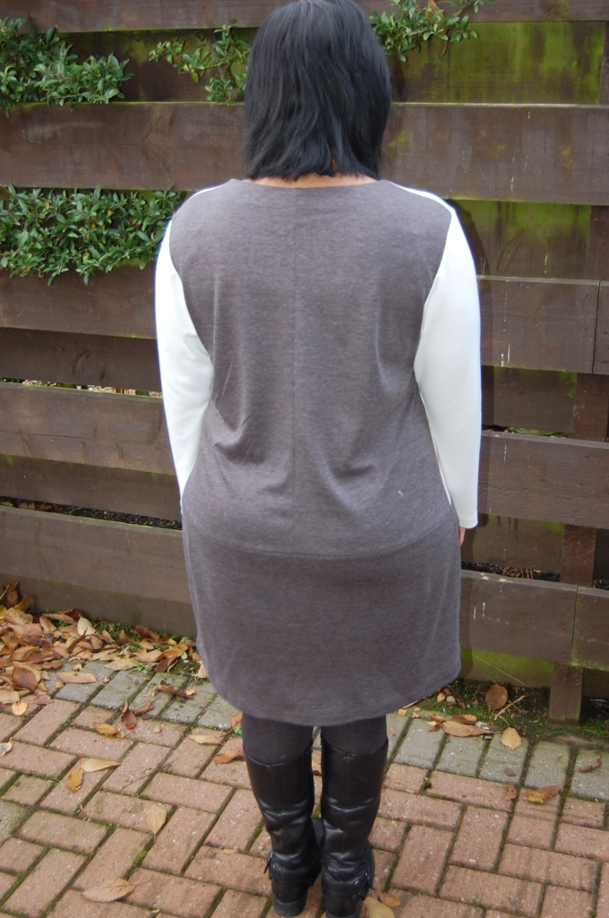 Papercut patterns Saiph Tunic