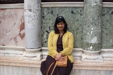 Me in Venice in 2008