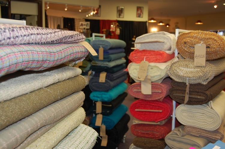 Linton Tweeds Store Carlisle