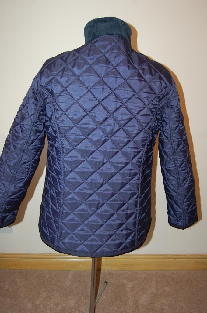 Butterick 5683 inside view jacket back