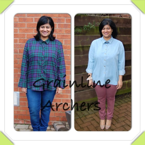 Grainline Archer Shirts