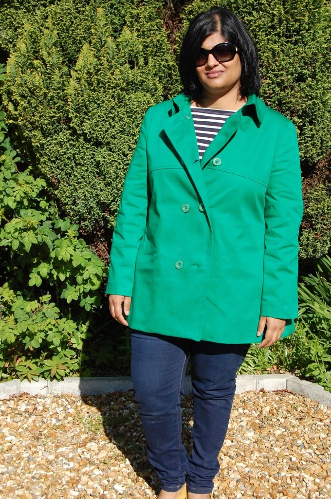 Vogue 8884: spring jacket