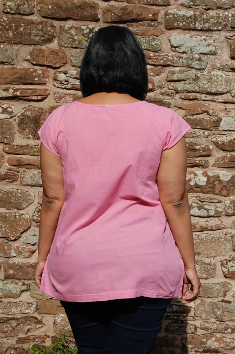 New Look 6225: easy cotton top