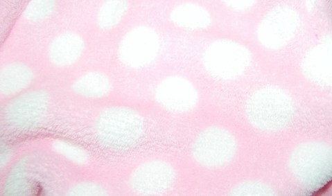 New Look 6847 - close up of fabric