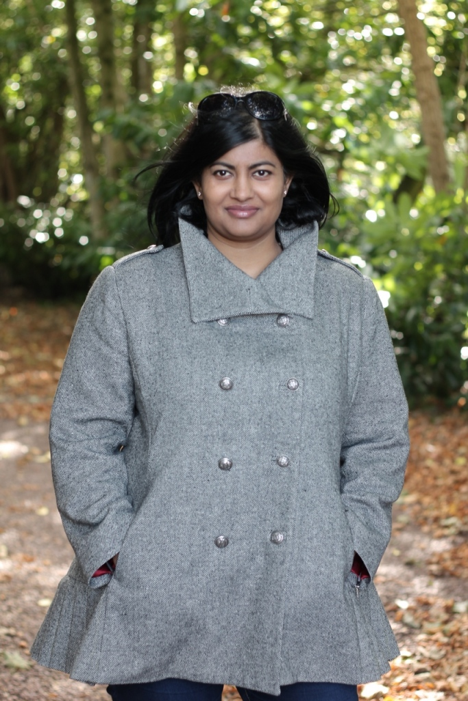 Quart Coat by Pauline Alice