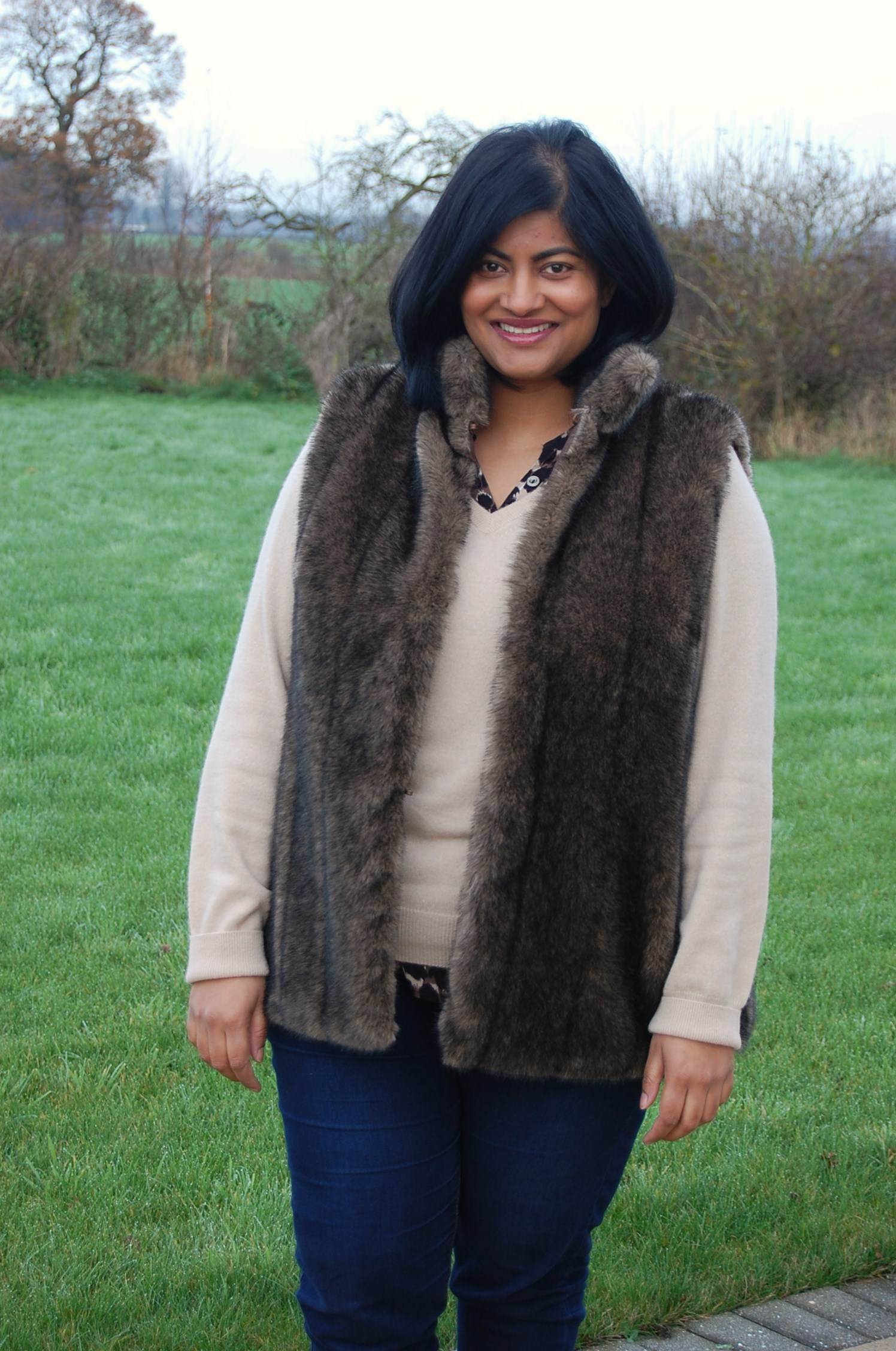 Find great deals on eBay for faux fur gilet. Shop with confidence.