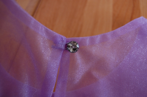 McCalls 6829: lace peplum top