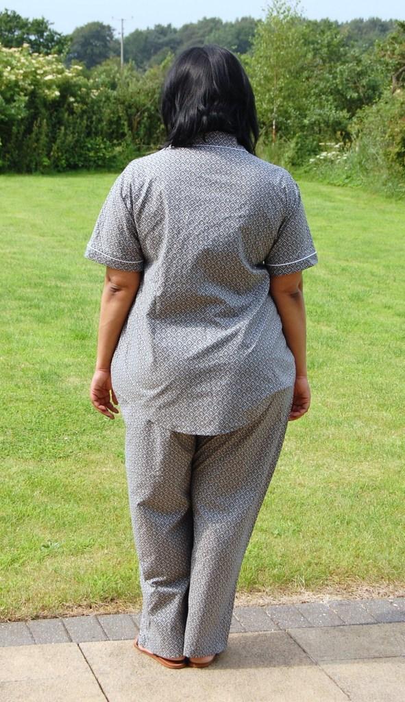 Simplicity 2317: DIY Summer Pyjamas
