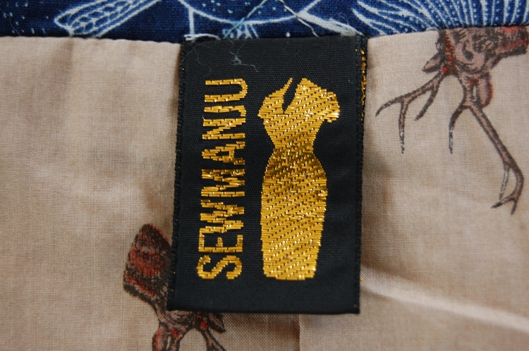 Nominette Custom Logo Clothing Label - Sewmanju