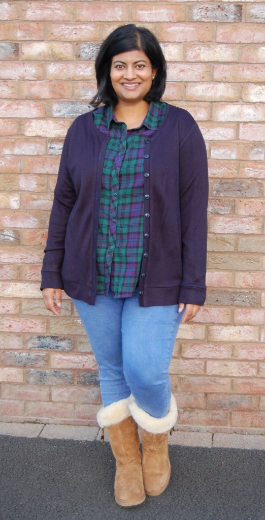 Muse Patterns Jenna Cardigan: DIY Sweater Knit Cardigan