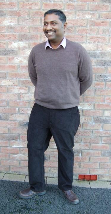 Kwik Sew 3504: DIY mens corduroy jeans