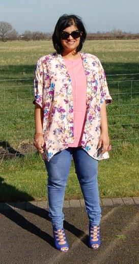 New Look 6217 Kimono Jacket