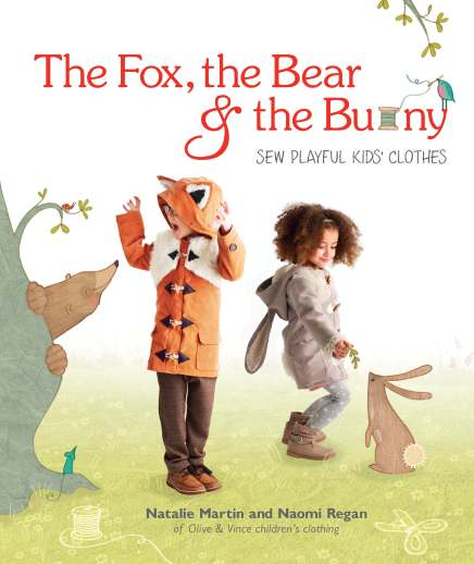 The Fox, the Bear and the Bunny