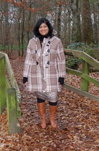 Grainline Cascade Duffle Coat