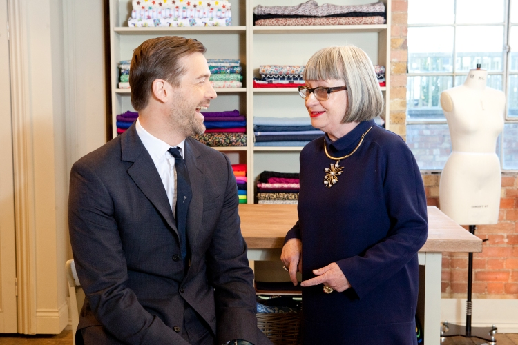 Patrick Grant & Esme Young 2