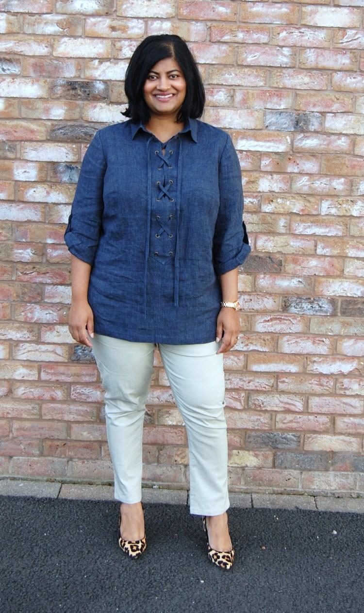 1601576af2ce Simplicity 8295 and Closet Case Patterns Ginger Skinny Jeans  DIY ...